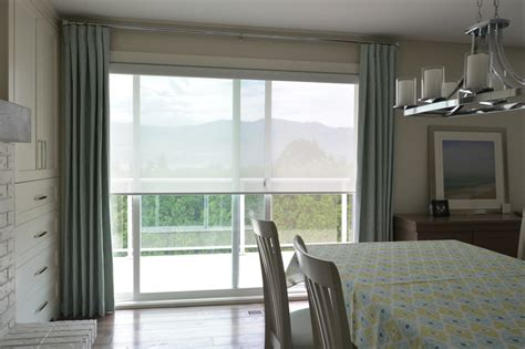 shade for patio door window treatments for patio doors the well dressed
