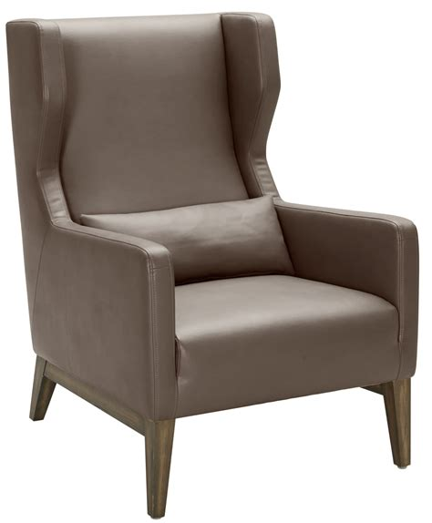 gray armchair messina dove grey leather armchair 100702 sunpan modern home