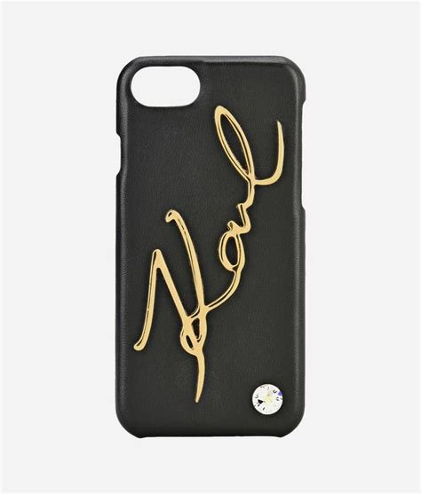 karl signature iphone 7 karl lagerfeld
