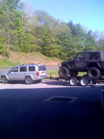 2007 Jeep Commander Towing Capacity What Do You Tow With Your Commander Page 13 Jeep