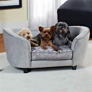 enchanted home pet quicksilver pet sofa beds at