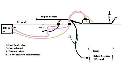 1969 chevelle cowl induction wiring diagram 43 wiring