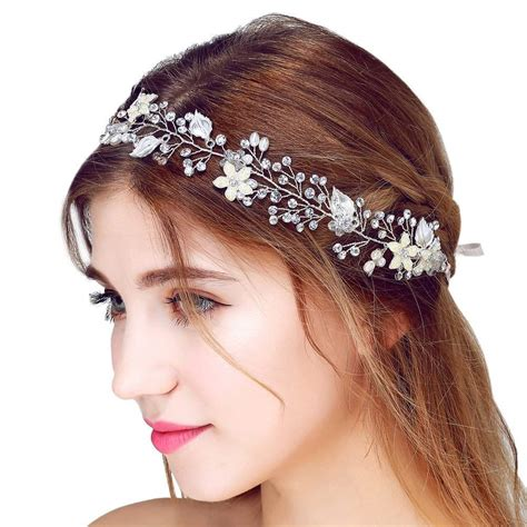 top 20 best bridal headpieces heavy - Wedding Headpieces Bridal Hair Accessories