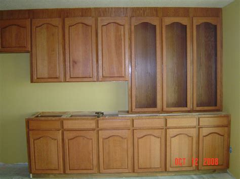 kitchen cabinets oak quicua
