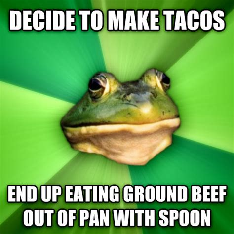 Foul Bachelor Frog Meme - livememe com foul bachelor frog