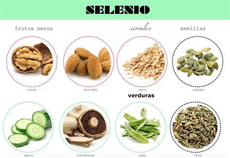 alimentos ricos selenio alimentaci 243 n y fertilidad la dieta alea recetas