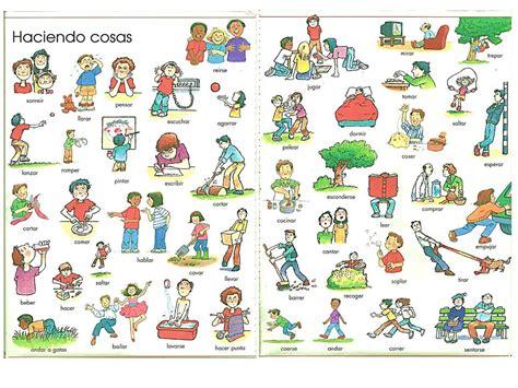 imagenes en ingles de los verbos teach another language to kids t a l k davis ca verbos