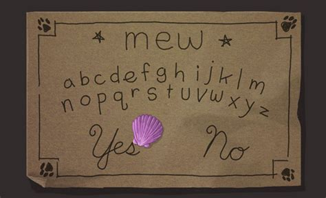 How To Make A Ouija Board Out Of Paper - confession i tried to contact my cat s ghost using a