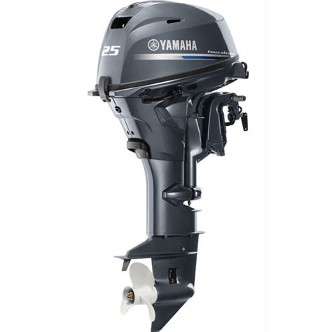 yamaha outboard motors us yamaha 25 hp 4 stroke f25swhc outboard motor for sale