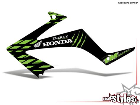 Honda Fmx 650 Aufkleber by Stickers Fmx 650 Satu Sticker