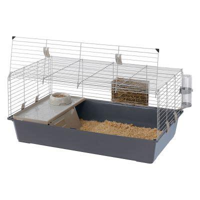 gabbie per conigli nani offerte offerta weekend special gabbia rabbit 100 zooplus