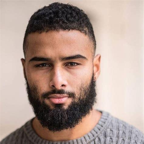 black men haircuts with beards black men beards top beard styles for black guys