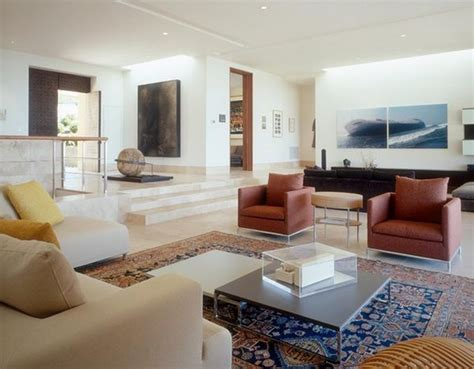 step living room ideas split level home designs for a clear distinction between functions