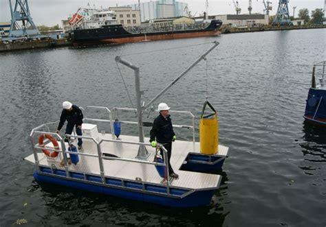 floating boat work platform pontoons and floating systems floats and floating platforms