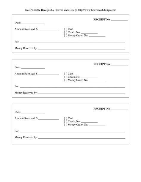 free printable sales receipt template vastuuonminun