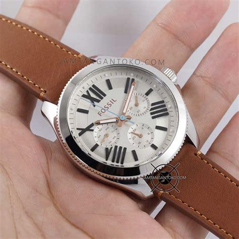 Jam Tangan Fossil Am 4638 harga sarap jam tangan fossil am4638 cecile silver brown