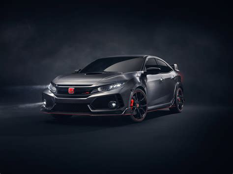 honda civic type r 2017 honda team reveals the 2017 civic type r