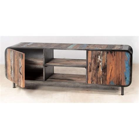reclaimed wood tv cabinet retro reclaimed wood tv cabinet furniture123