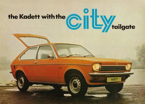 opel kadett 1975 hatch heaven 187 opel kadett city 1975