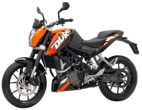 Ktm Duke Bikes India Bajaj Duke Price In India Bajaj Duke Ktm 125cc Bike