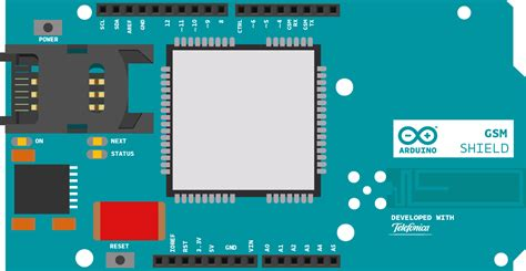 tutorial arduino gsm shield digital ivision labs receiving sms through arduino gsm