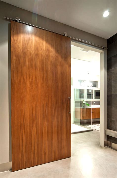 sliding barn door in house oversized sliding doors photo album woonv handle idea