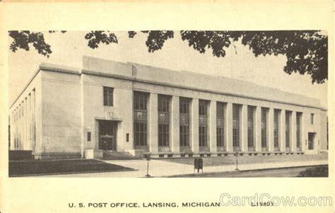 Lansing Post Office by U S Post Office Lansing Mi