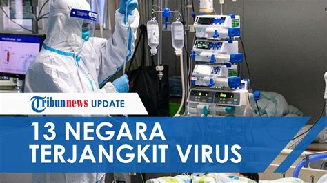 negara   konfirmasi warganya terjangkit virus