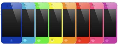 iphone 4s colors apple is worried the color iphone will be a dud rumor