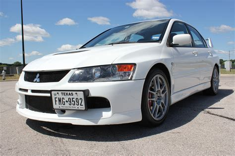 lancer evo white fs south 2006 mitsubishi lancer evolution 9 gsr wicked
