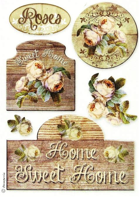 Decoupage Scrapbook Paper On Wood - 675 best images about decoupage on decoupage