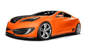 Hyundai Genesis Stats Hyundai Genesis Coupe By Darkdamage On Deviantart
