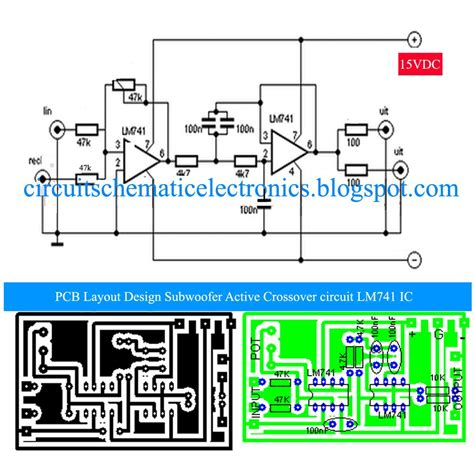 active crossover wiring diagram efcaviation