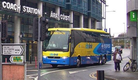 citylink news galway public transport news winter timetable for the