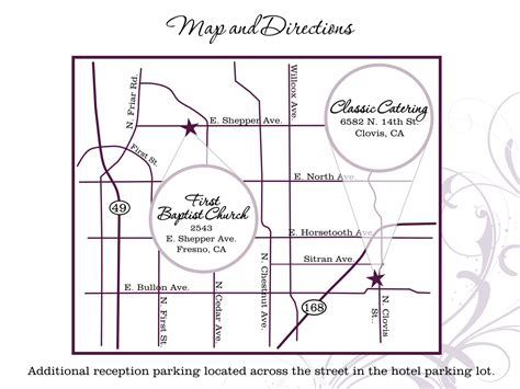 printable directions for invitations how to make map for wedding invitations wedding