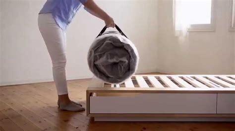 Roll Up Mattress Ikea How Roll Packed Mattresses Work