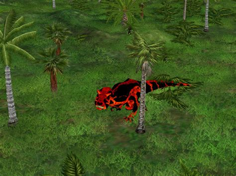 doesn t anyone watch jurassic park carolyn s online jpog t rex skin by necro obscurite on deviantart