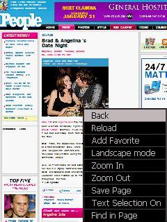 opera mobile 9 le navigateur opera mobile 9 5 officiellement annonc 233