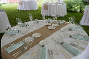 Burlap Table Runners For Wedding by Burlap Table Runners Tradesy Weddings