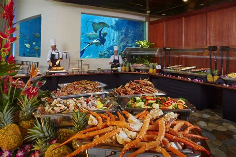 Pacific Beach Hotel Cheap Vacations Packages Red Tag Waikiki Buffet Restaurants