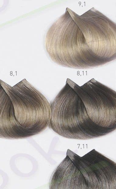 crazy hair colour loreal inoa hair color hair dye color majirel 7 11 8 1 8 11 9 1 colorchart gt gt majirel