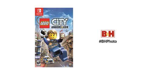 Promo Switch Lego City Undercover lego city undercover nintendo switch 1000639089 b h photo