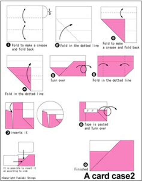 How To Make A Paper Wallet Step By Step - 1000 images about wallets on origami wallet