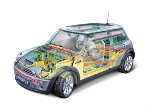 auto body repair training 2007 mini cooper regenerative braking mini cooper body structure boron extrication