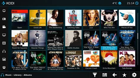 themes kodi kodi 17 quot krypton quot media center to get a fresh look with