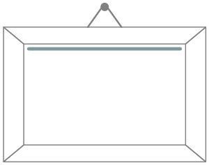 frame outline template picture frame clip at clker vector clip