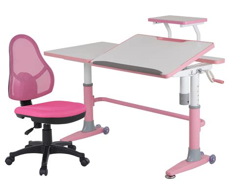 pink and white desk pink desk and chair kidsaw kinder desk and chair pink