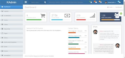 admin templates for bootstrap 10 free bootstrap admin dashboard templates and themes