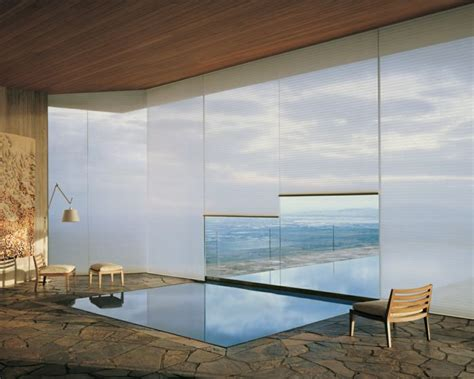 Fenster Sichtschutz Durchsichtig fenster sichtschutz rollos plissees jalousien oder