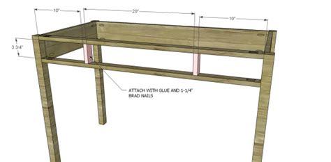 Wood Desk Plans Free by Build Wooden Childs Desk Woodworking Plans Plans